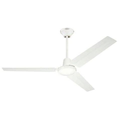 Home Depot White Ceiling Fan by Westinghouse Industrial 56 In White Ceiling Fan 7812700 The Home Depot