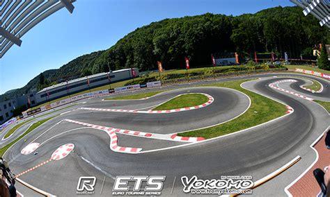 touring series 187 track focus hudy racing arena