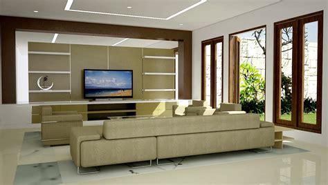 desain interior rumah minimalis modern lega