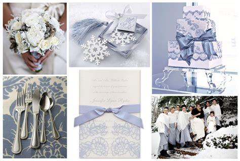 winter themed wedding decorations celebrate beautifully blue wedding
