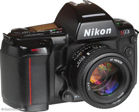 Kamera Nikon F90x Nikon N90s N90 F90 And F90x