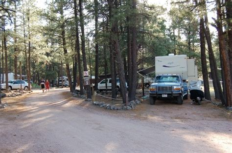Fort Tuthill Cabins by U S Cgrounds And Rv Parks Fort Tuthill