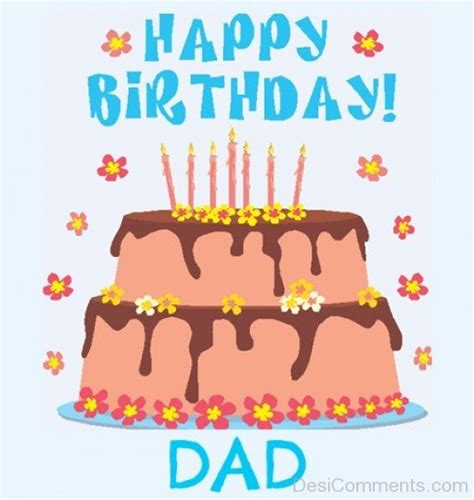 Happy Birthday Cards For Dads Happy Birthday Dad Desicomments Com