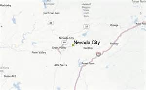 nevada city weather station record historical weather