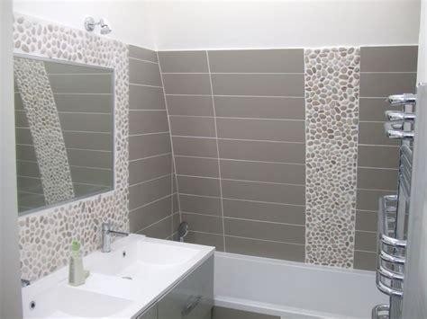 salle de bain ton gris galet couleur cr 232 me www