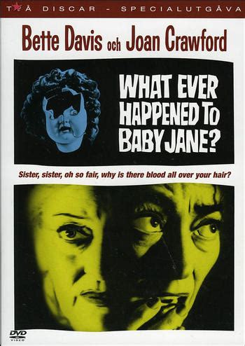 se filmer what ever happened to baby jane gratis what ever happened to baby jane 2 disc dvd discshop se