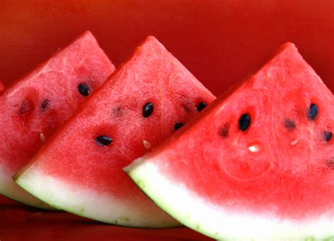 Water Melon the 10 best things about the usa finger rolls and