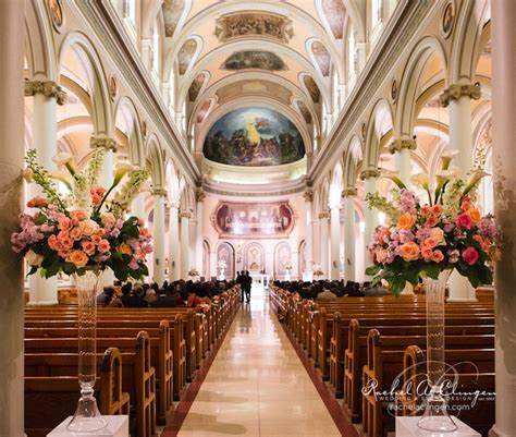 Wedding Ceremony Church by Wedding Decor Toronto A Clingen Wedding