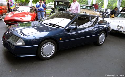 renault car 1990 1990 renault alpine conceptcarz com