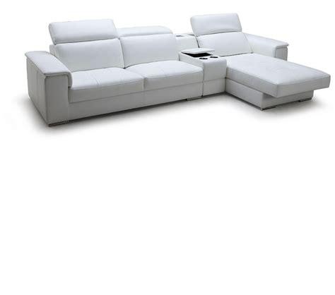 full leather sectional sofa dreamfurniture com sage white full leather sectional