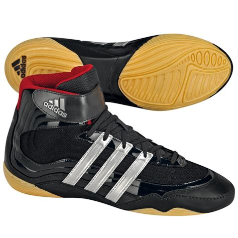 wrestling shoes adidas tyrint  fighters europecom