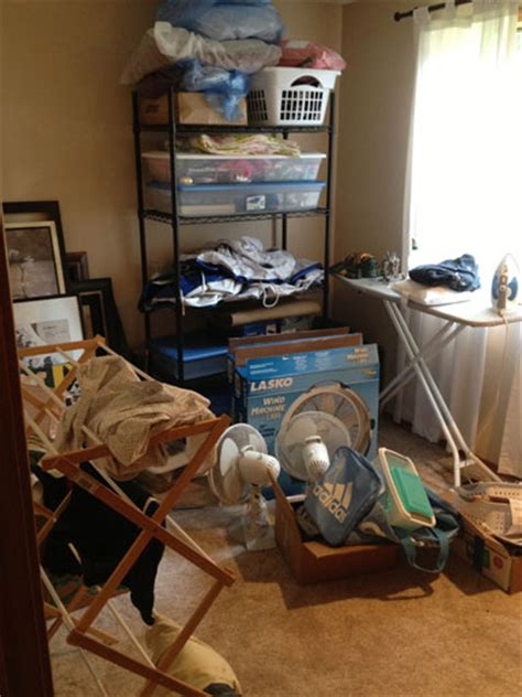 Junk Room by Decluttering Closets And Junk Room