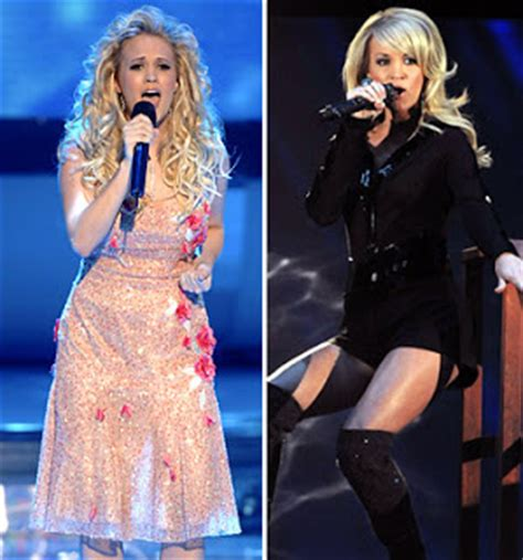 Carrie Underwoods Weight Loss by Chatter Busy Carrie Underwood Weight Loss