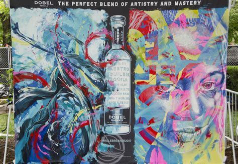 Lollapalooza Sweepstakes 2017 - maestro dobel tequila s live artists create the perfect blend