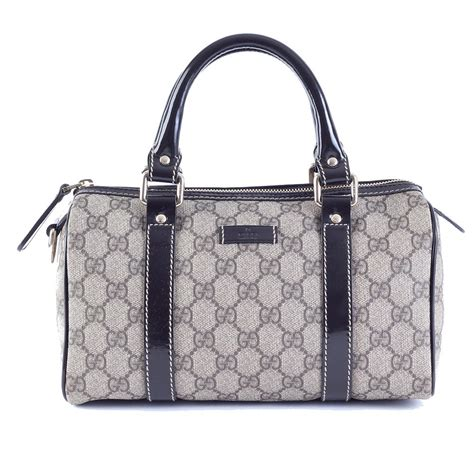Promo Bag Gucci D3312 gucci gg coated canvas medium boston bag luxity