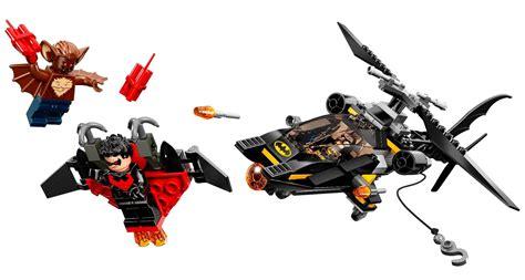 Lego 76011 Batman Bat Attack Superheroes lego batman 2014 bat attack 76011 winter set photos preview bricks and bloks
