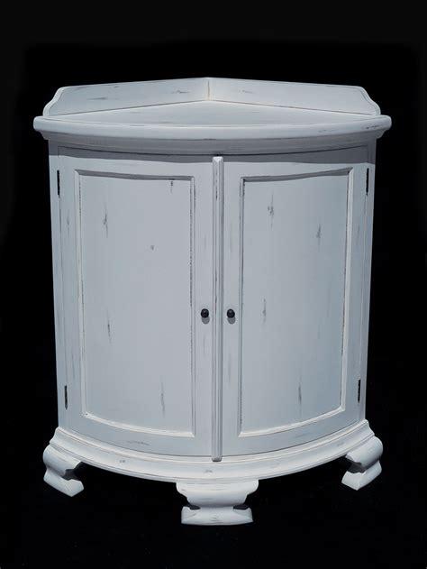 eckkommode weiß eckschr 228 nke wohnzimmer wei 223 wundervoller eckschrank im