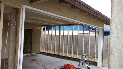 Garage Doors 4 Less Carport Conversion Yelp