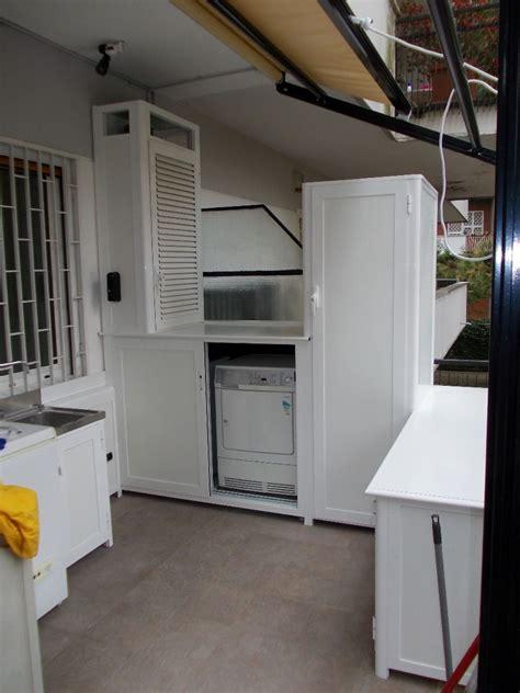 armadio da esterno in alluminio foto armadi da esterno di dama serramenti 88019
