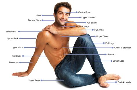 hair removal for men bay area laser hair removal areas for men therapieclinic com