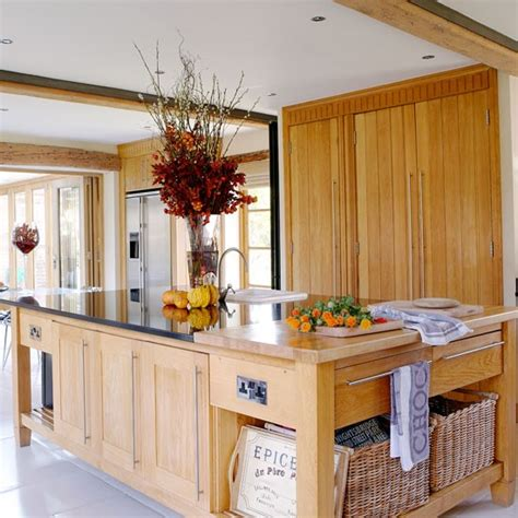 kitchen island units uk kitchen island unit country kitchen ideas housetohome