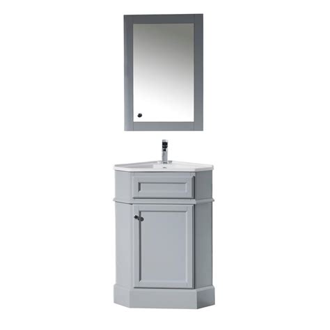 Vanity Mirror With Storage by Bathroom White Corner Bathroom Vanity Mirror With Storage