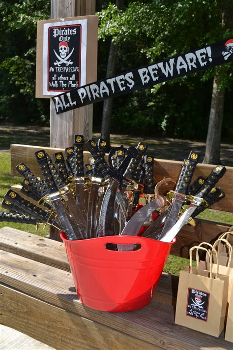 pirate decorations 39 best images about kid birthday ideas on