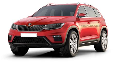 skoda jeep skoda coupe suv could debut in 2017 report says