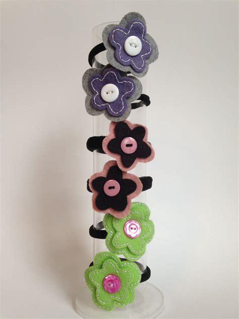 fiore pannolenci elastico fiore pannolenci donna accessori di amiche