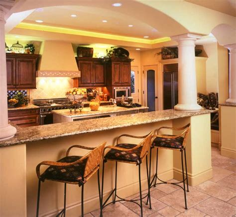 Tuscan Kitchen Decorating Ideas Country Tuscan Kitchen Styles Home Design And Decor Reviews