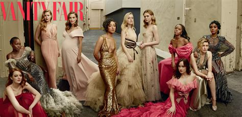 The Vanity Fair by The 2017 Vanity Fair Issue Cover Is Here