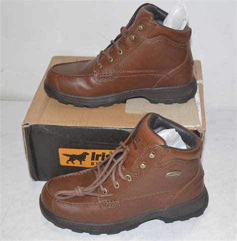 mens paw boots setter by wing shoes soft paw mens brown boots