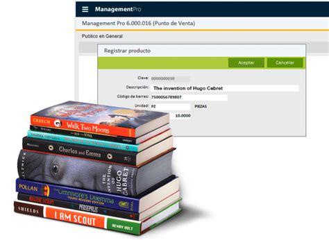 software libreria software para librer 237 as descarga gratis managementpro