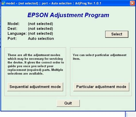 reset printer epson tx121 cara reset epson tx121 krisnaz service