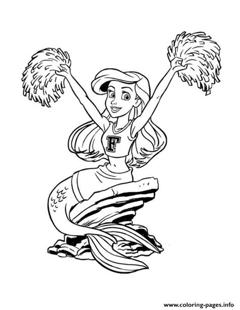 cheerleading coloring and activity book extended cheerleading is one of idan s interests he has authored various of books which giving to etc movements extended volume 11 books ariel as disney princess sf725 coloring pages