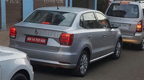 volkswagen ameo volkswagen ameo spied ahead of impending launch