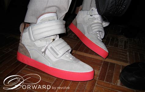 Yea Or Nay Reebok Aerobic High Top Sneakers 5999 by Kanye West X Louis Vuitton Sneaker Upscalehype