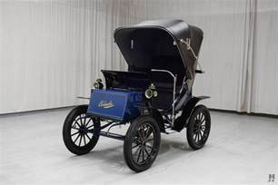 Electric Vehicles Ltd 1903 Columbia Electric Runabout Hyman Ltd Classic Cars