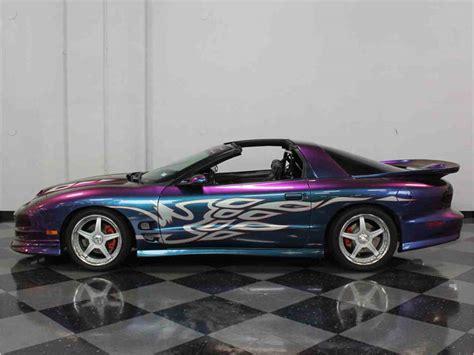 old car manuals online 2000 pontiac firebird auto manual 2000 pontiac firebird trans am ws6 for sale classiccars com cc 879523
