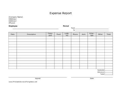 Taxi Expense Report Template Templates Free Landscapes And Transportation On