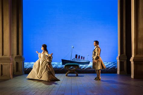 Dessay Cleopatra by Great Performances At The Met Giulio Cesare Press Release Pressroom Thirteen