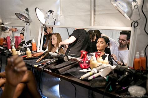 Backstage Mac by Nyfw S S14 Backstage With Mac Cosmetics And Giveaway