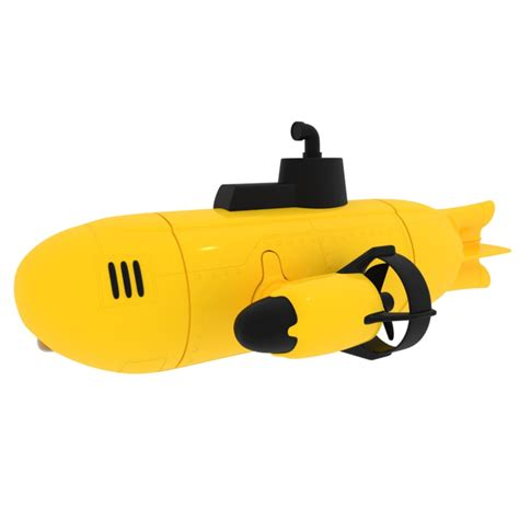 toy boat obj toy submarine 3d obj