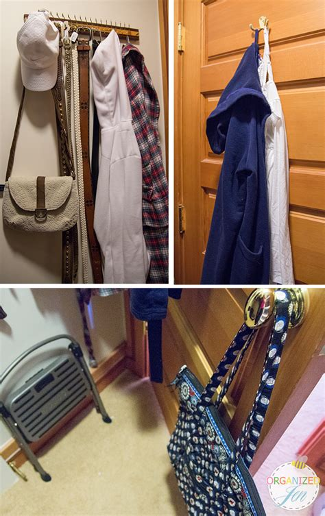 medium walk  closet organization spring  overhaul