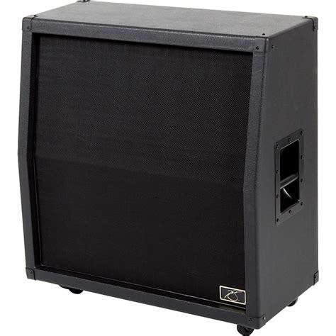 Guitar Speaker Cabinet by Peavey Hp 412 4x12 Guitar Speaker Cabinet Black Musician