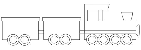 coloring pages of trains for preschoolers 6 best images of printable train templates train car