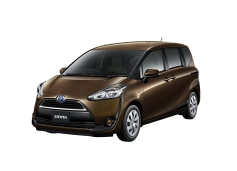 All New Sienta all new toyota sienta compact minivan unveiled in japan
