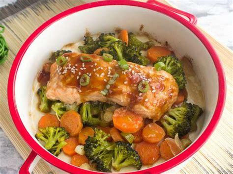 recettes de poisson et saumon