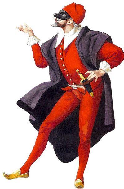 pantalone origini della maschera nata venezia