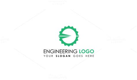 logo design for manufacturing flat gear engineering logo template logo templates on